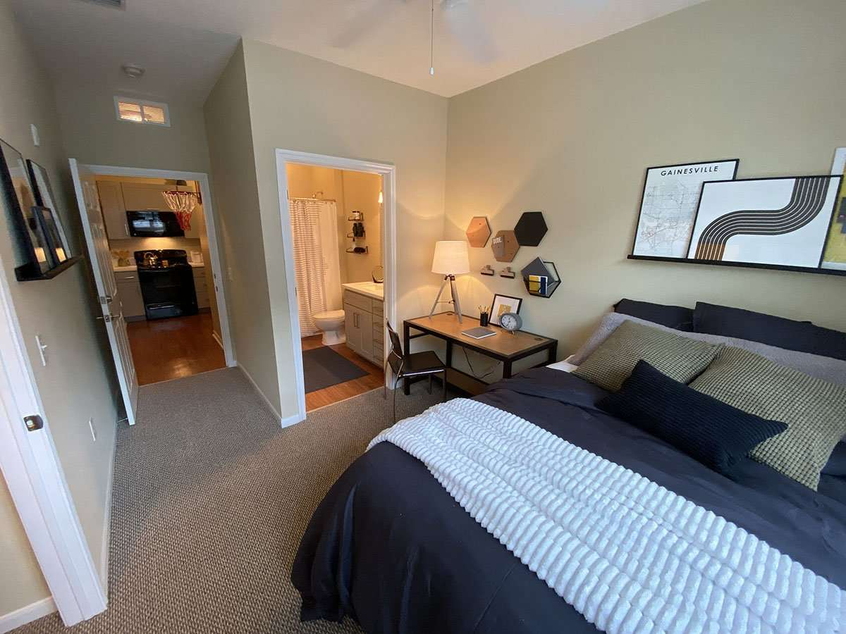 One Bedroom Apartments Gainesville