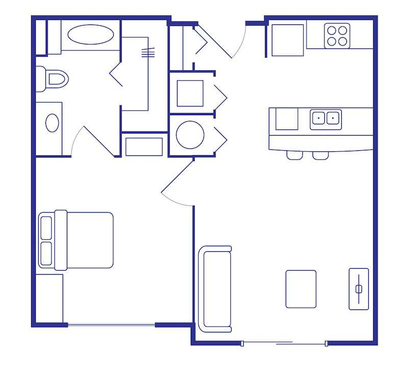 1 Bedroom Apartments In Gainesville